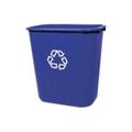 23 Quart Recycling Receptacle, 91185