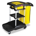 High Capacity Cleaning Cart, 91777