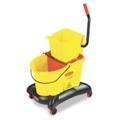 35 Quart Side Press Mop Bucket, 91785
