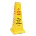 """25""""H Wet Floor Safety Cone, 91789"""