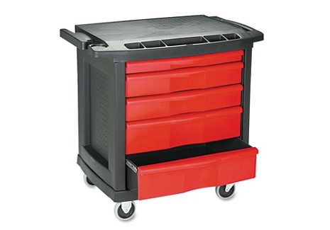 Five Drawer Mobile Workcenter, 87002