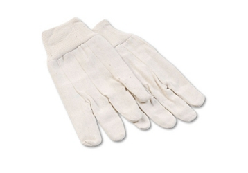 General Purpose Canvas Gloves - Box of 12, 87050