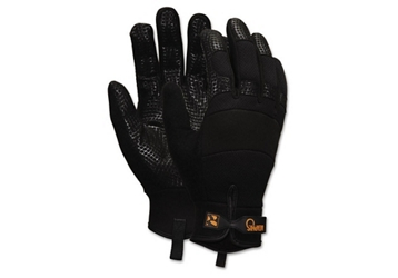 Fabric and Silicon Multi-Task Gloves, 85996