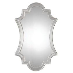 "43""H x 27""W Curved Mirror, 90023"