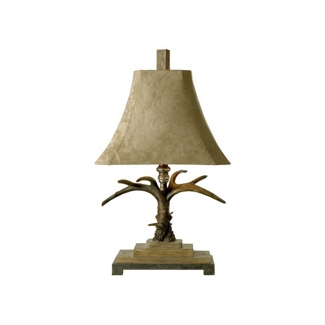 Stag Horn Table Lamp, 91208