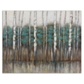 "51""W x 40""H Edge of the Forest Canvas Painting, 90069"