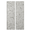 "20""W x 71""H (Each) Set of Two Frost On The Window Wall Art, 90076"