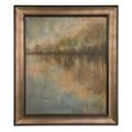 """45""""W x 52""""H Winter Glow Framed Wall Art, 90090"""