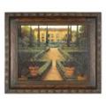 """46""""W x 39""""H Garden Manor Framed Wall Art, 90104"""
