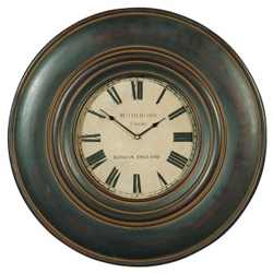 Adonis Round Wall Clock, 91238