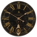 "30"" Bond Street Wall Clock, 87601"