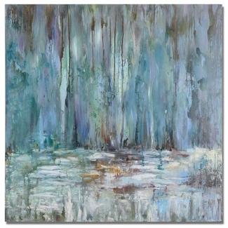 Blue Waterfall Wall Art, 87752