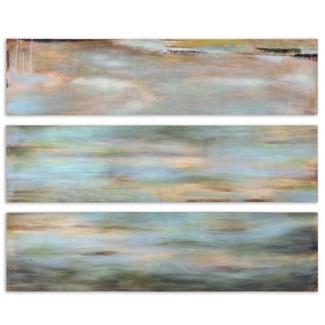 Horizon View - Set of Three Panels, 87755
