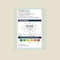 "Single Glass Patient Board with Radius Corners - 18""W x 24""H, 80627"