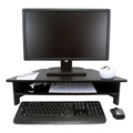 "Monitor Stand with Shelf - 27""W x 11.5""D, 86267"