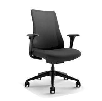 Mesh Back Task Chair with Black Frame, 50893