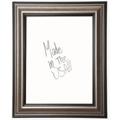 "24""W x 30""H Decorative Framed Whiteboard, 80582"