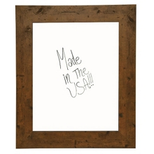 "24""W x 30""H Decorative Wood Framed Whiteboard , 80583"
