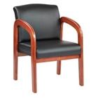 Medium Oak Guest Chair, CD03279