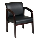 Mahogany Frame Guest Chair, CD03280