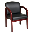 Cherry Frame Guest Chair, CD03281