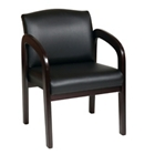 Espresso Frame Guest Chair, CD03282