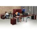 Reveal Compact L-Desk Office Set, 14750