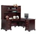 """Right L-Desk with Hutch - 66""""W, 14472"""
