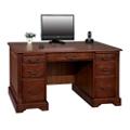 """Compact Double Pedestal Desk - 57""""W, 10204"""