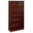 Zeta Collection Five Shelf Bookcase, CD00903
