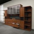 "Complete Storage Wall - 114""W x 20""D, 36957"