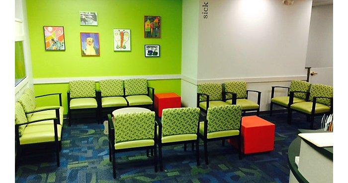 Office Tour: Advocare Society Hill Pediatrics