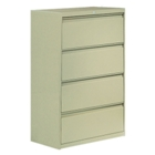 "Four Drawer Lateral File 36""W, 34913"