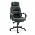 Nico High-Back Faux Leather Chair, 56768