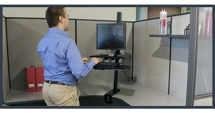 Standing Height Solutions for Government Employees