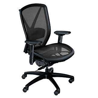 Chair with lumbar support seat slider 56773 and more office chairs