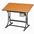 "40"" x 24"" Drafting Table, 70202"