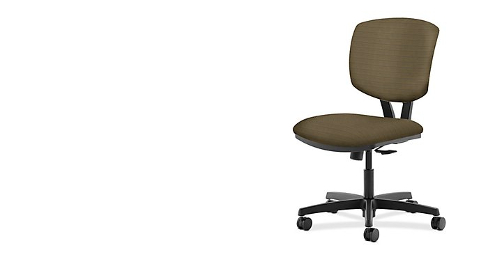 The Benefits of Armless Chairs | NBF Blog