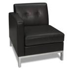 Wall Street Left Single Arm Chair, CD00808