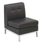Wall Street Armless Guest Chair, CD00557