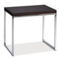 """Wood Veneer End Table - 22"""" x 16"""", 75195"""