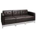 Faux Leather Sofa, 75198