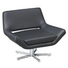 "Yield Swivel Lounge Chair - 40"" Wide, CD05344"