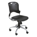 Modern Plastic Task Chair, 57032