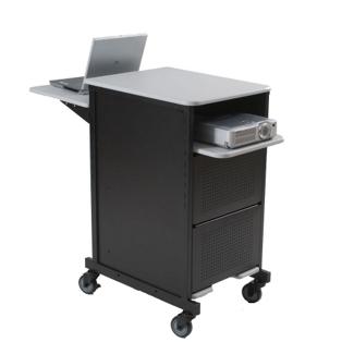 Large Mobile Presentation Cart, 43117