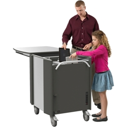 32 Tablet Storage Charging Cart, 60976