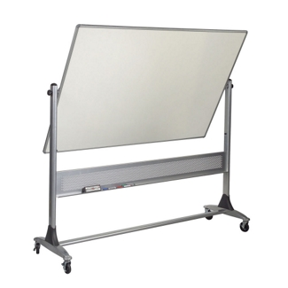 6' x 4' Two-Sided Porcelain Whiteboard, 80256