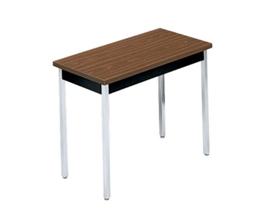 "Rectangular Utility Table - 40"" x 20"", 41001"