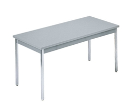 "Rectangular Utility Table - 60"" x 30"", 41004"