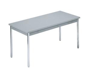 "Rectangular Utility Table - 60"" x 30"", 41004"
